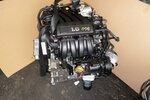 Двигатель BGU 1.6 л, 102 л/с на VOLKSWAGEN. Гарантия. Из ЕС.