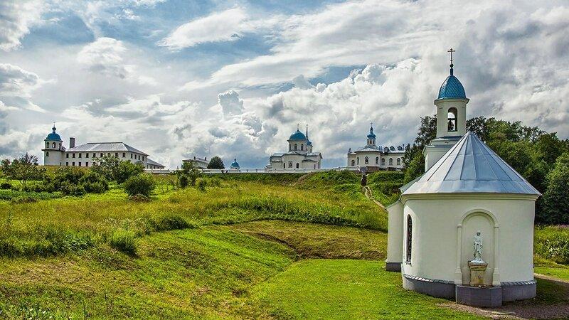 Покрово-Тервенический женский монастырь