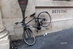 Веложертва, Париж, 2013