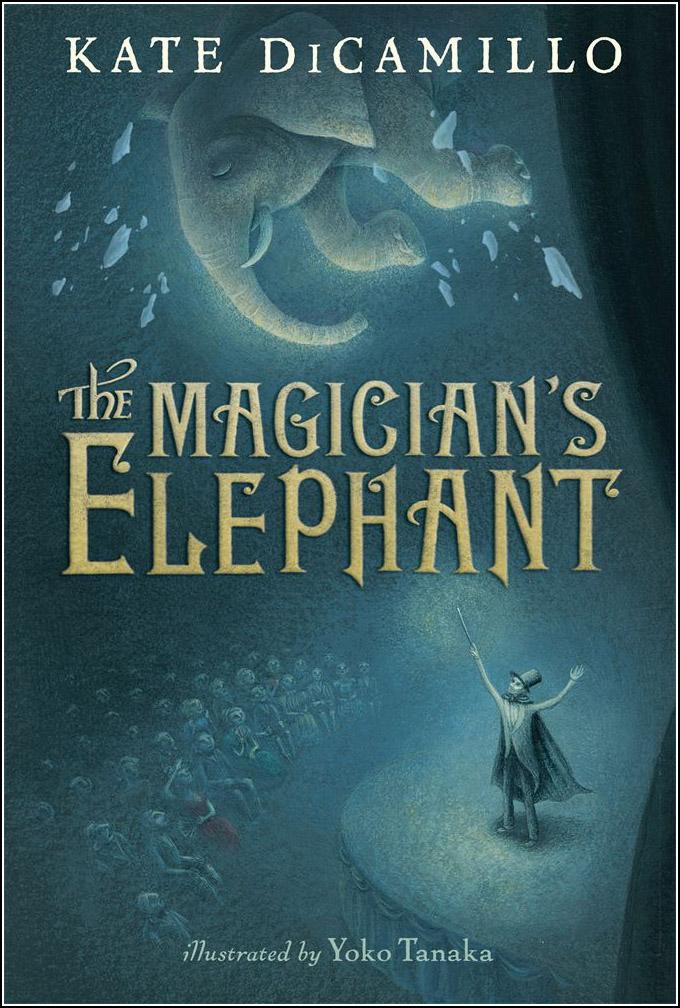 Yoko Tanaka, The Magician's Elephant