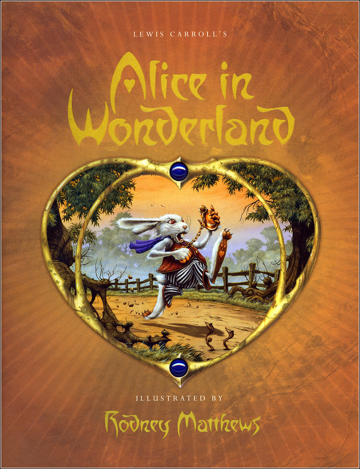 Rodney Matthews, Alice in Wonderland