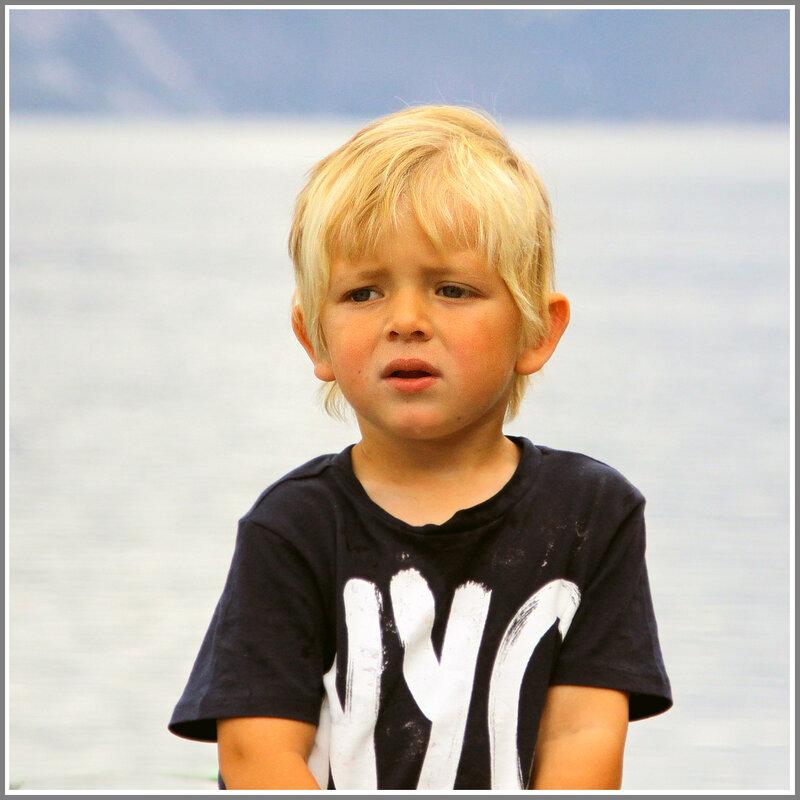 Дети Норвегии