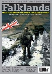 Журнал Falklands, Untold Stories of the War in the South Atlantic (Britain At War 30th Anniversary Souvenir Issue)