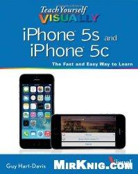 Книга Teach Yourself VISUALLY iPhone 5s and iPhone 5c