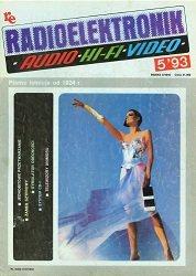 Журнал Radioelektronik №5 1993