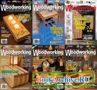Журнал Canadian Woodworking & Home Improvement. Архив 2012