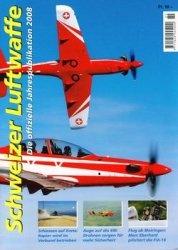 Книга Schweizer Luftwaffe 2008