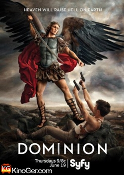 Dominion Staffel 1-2 (2014)