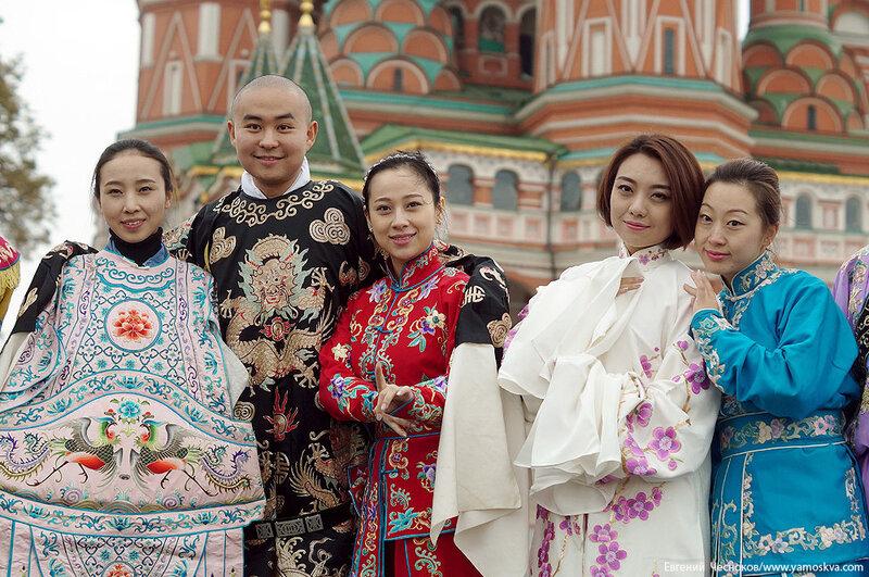 Осень. Пекинская опера в Москве. 09.10.14.28..jpg