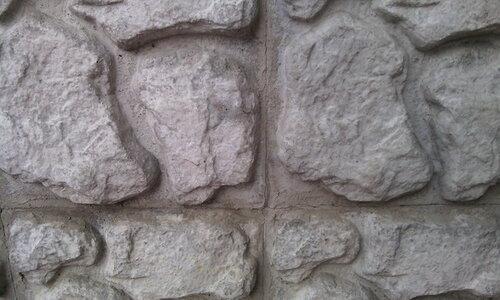 Декоративный камень в отделке стен