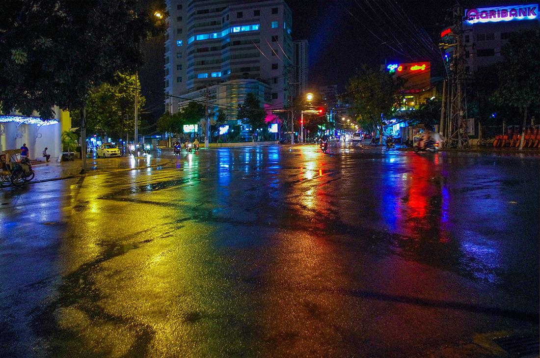 Вьетнам вечерний