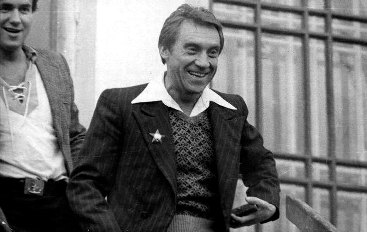 """""""Место встречи изменить нельзя"""", 1979 год"""
