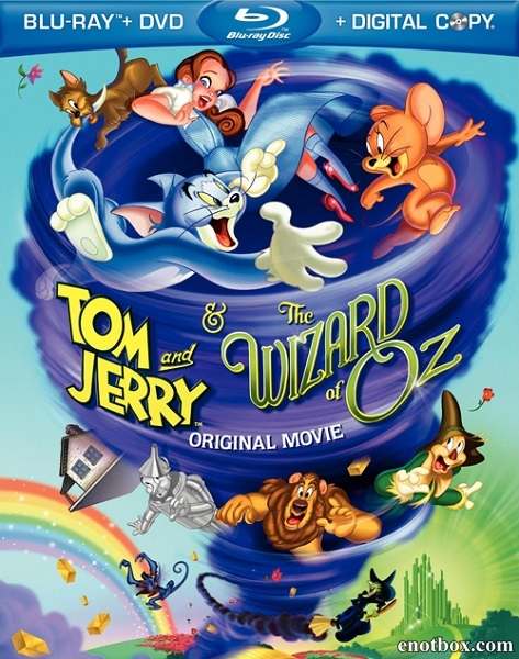 Том и Джерри и Волшебник из страны Оз / Tom and Jerry & The Wizard of Oz (2011/BDRip/HDRip)
