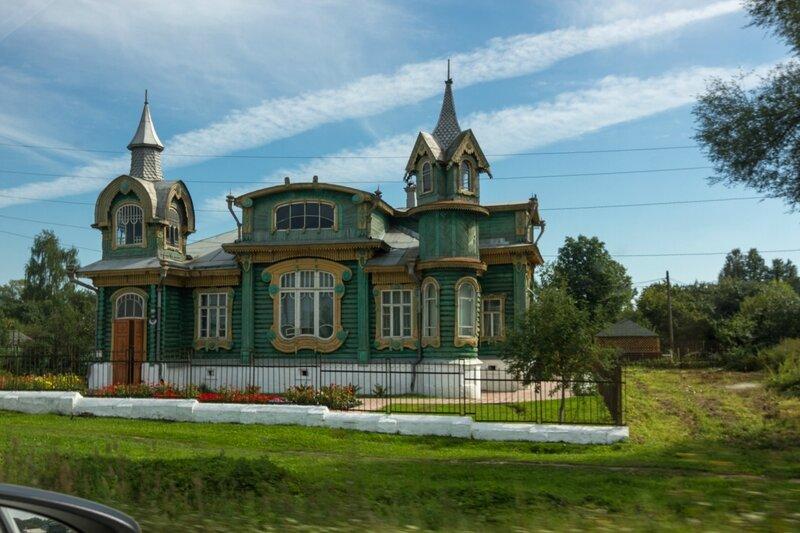 Старинный дом, Гороховец