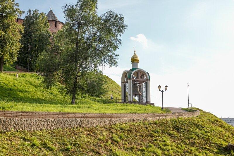 Набатный колокол, Нижегородский кремль