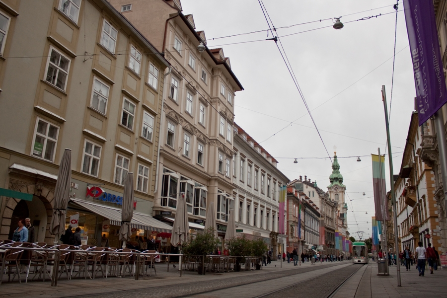 Австрия, Грац