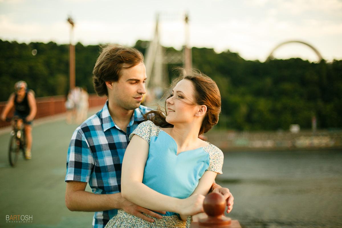 Богдана и Алексей