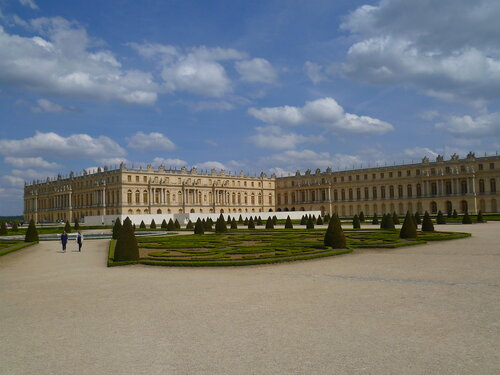 Франция, дворец в Версале (France, Palace of Versailles)
