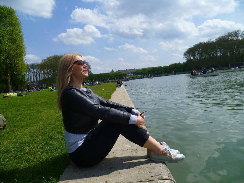 Пруд в Версале (Pond at Versailles)