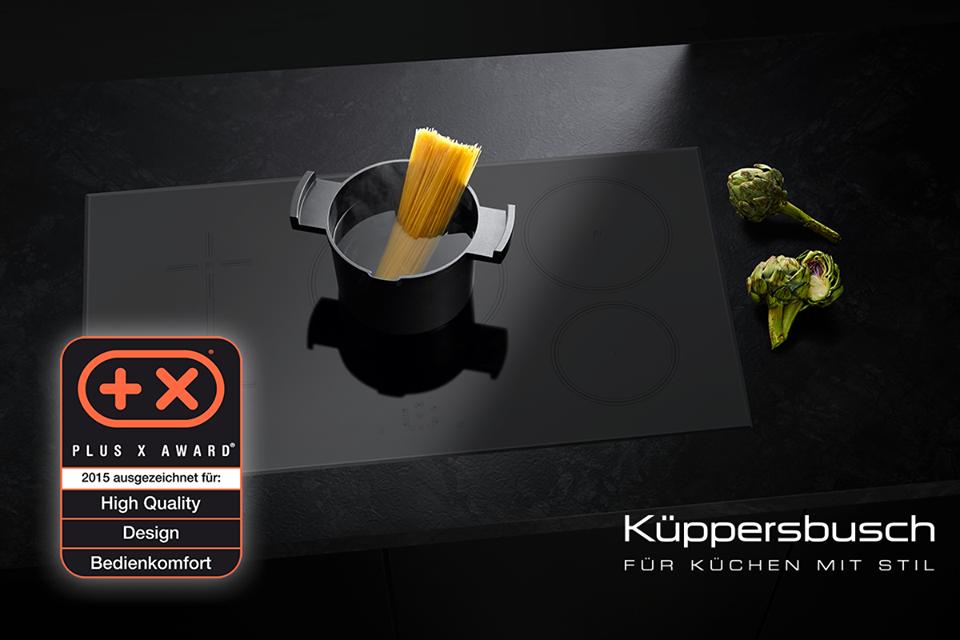варочная индукционная панель Kuppersbusch