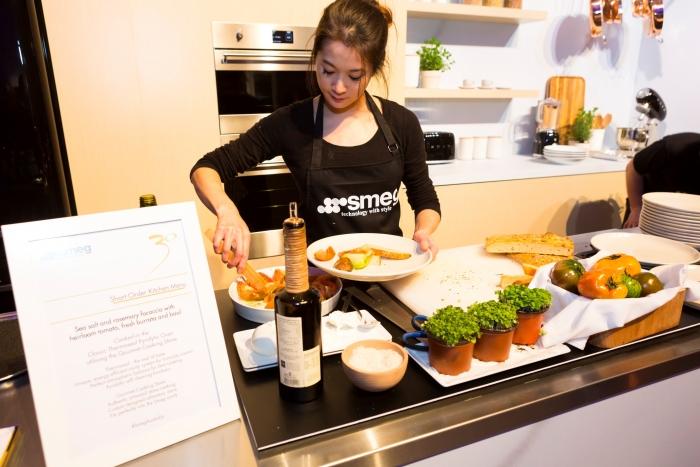 SMEG кулинарное шоу - Краснодар - магазин техники Smeg