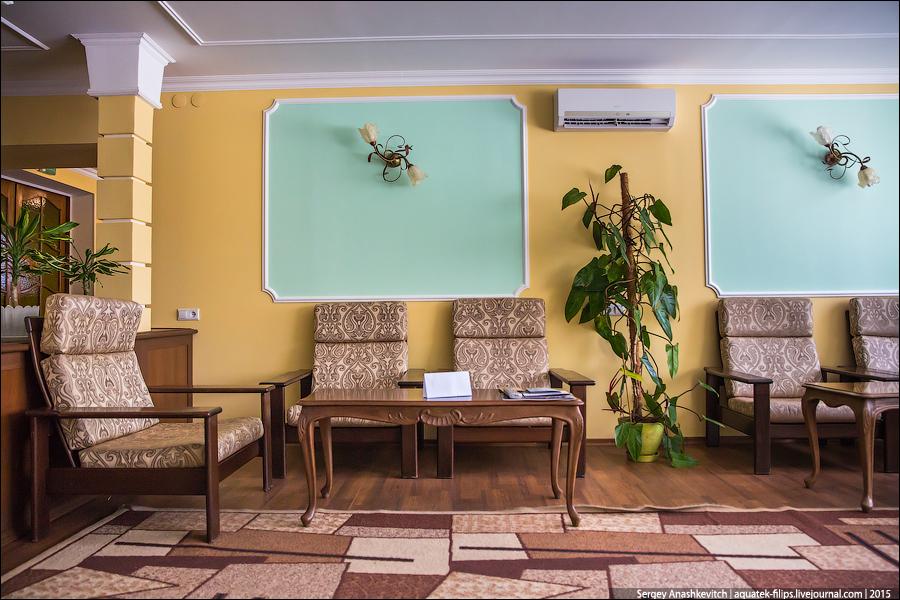 Бизнес-лонж аэропорта Симферополь
