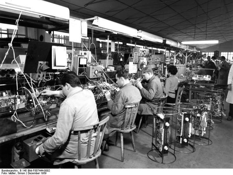 Nьrnberg, Firma Grundig