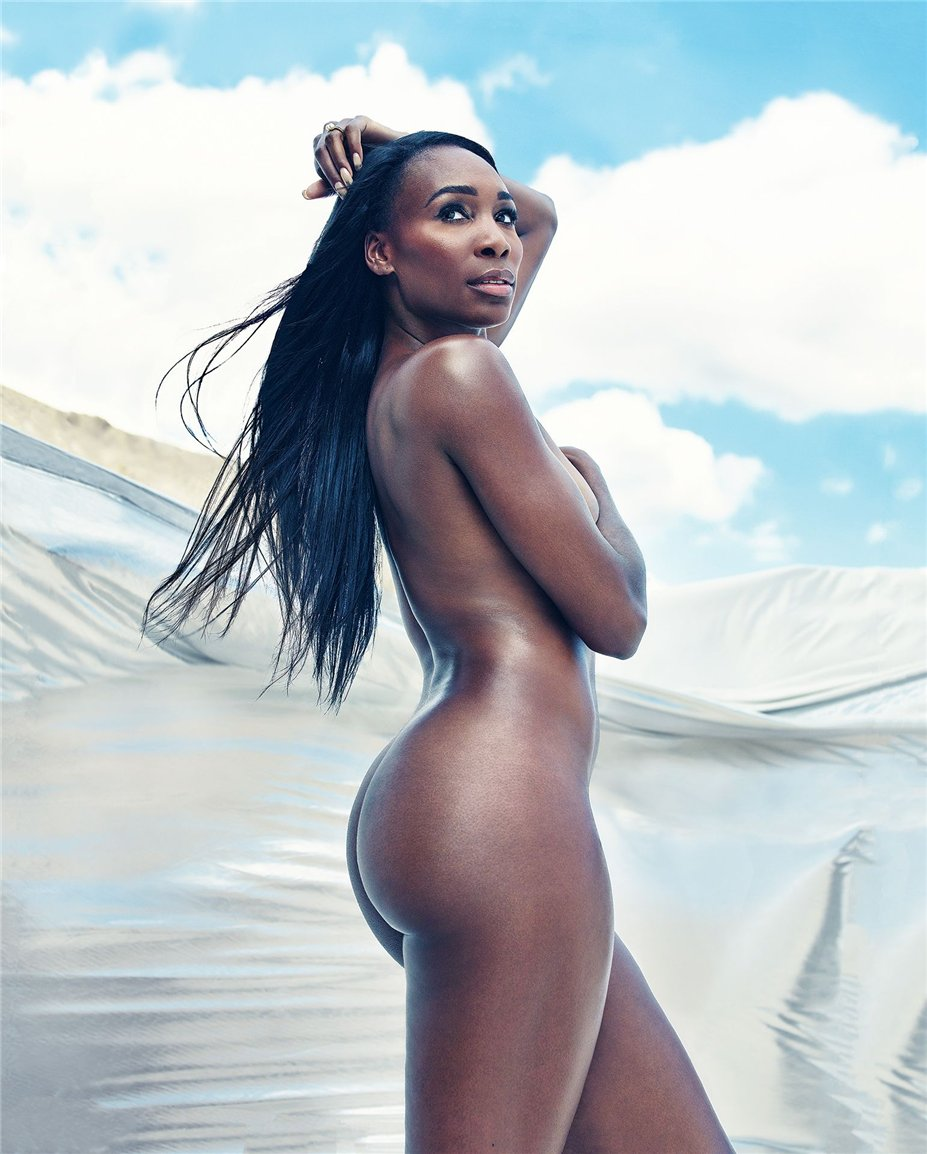 Serena williams naked pussy pictures — pic 10