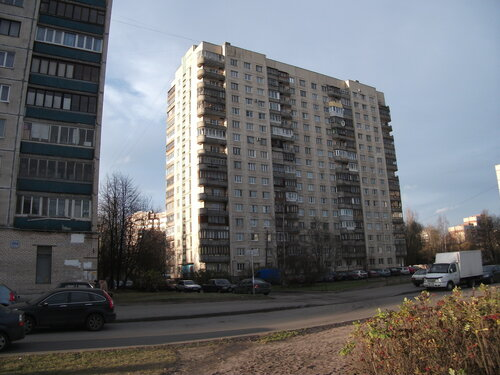 Гражданский пр. 106к1