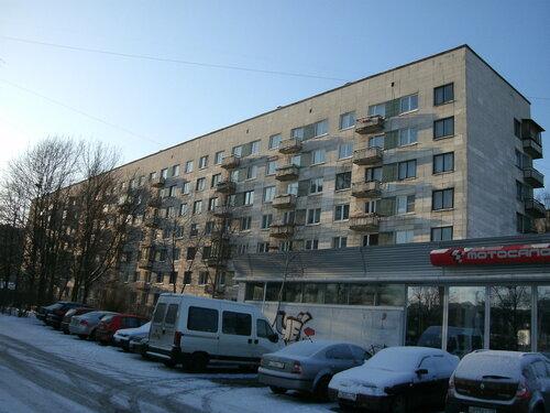 Варшавская ул. 122