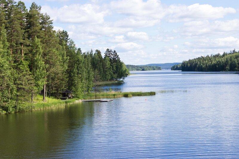 озеро Пайянне (Pajanne)