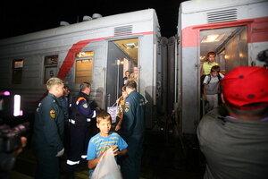 Украинские беженцы в Приморье