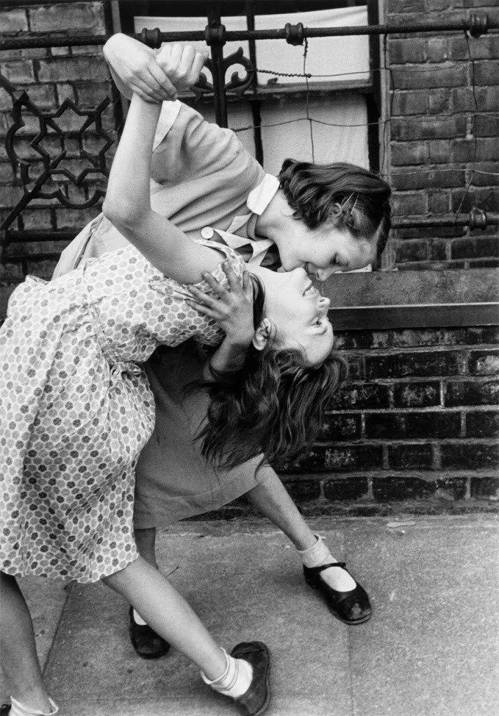1954. Танго в восточном Лондоне