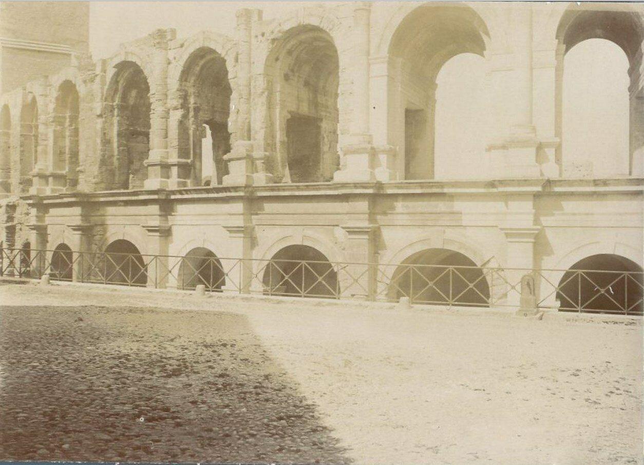 Внешний вид амфитеатра (фрагмент)