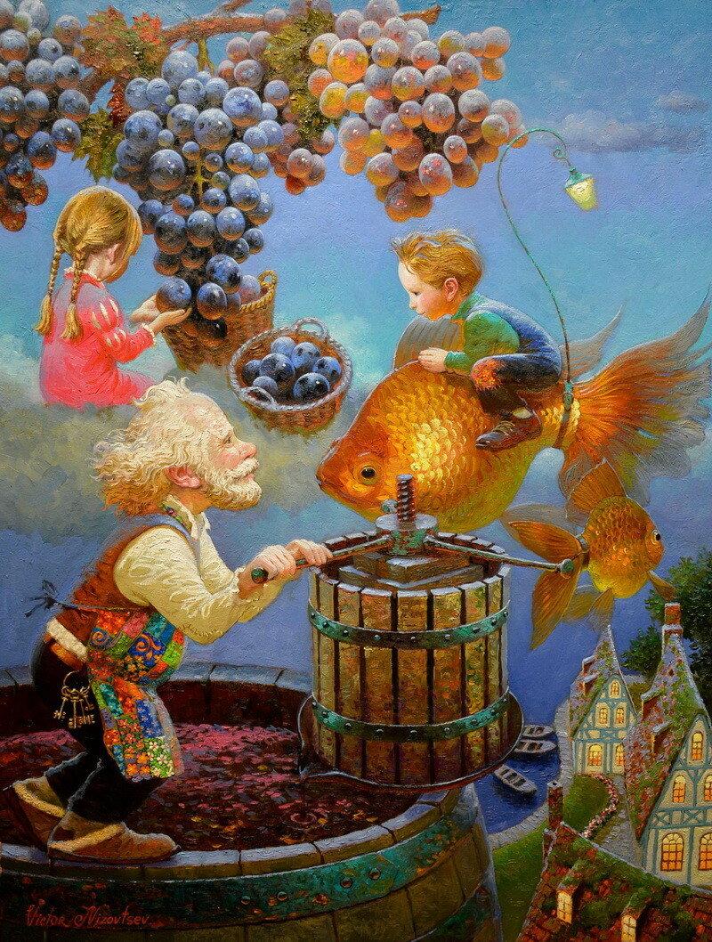 Сказочная живопись Виктора Низовцева (40).jpg