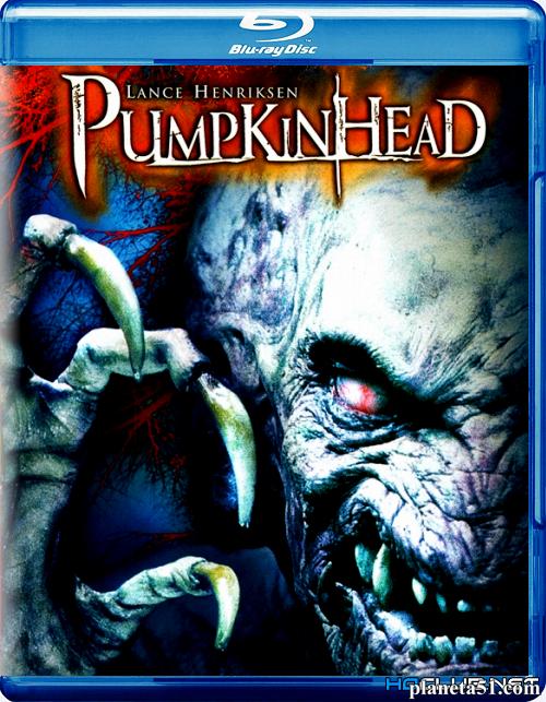 Тыквоголовый / Pumpkinhead (1988/HDRip)