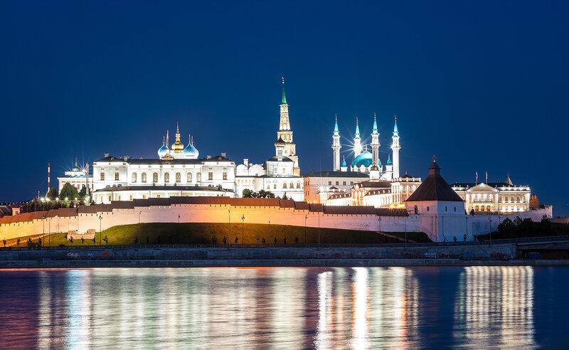 Пою тебе, моя Казань. Казанский Кремль