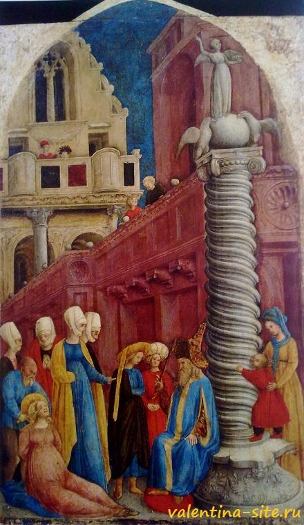 12Dzhovanni-dAlemanya.-Munichestvo-Svyatoy-Apollonii-osleplenie.-Okolo-1440-1445.jpg