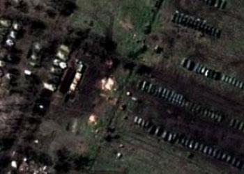 НАТО осуждает дополнение российских войск на границе с Украиной