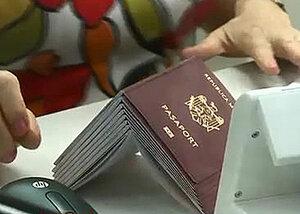 В Молдове выдают новые биометрические загранпаспорта