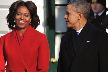 Рейтинг самых стильных американских женщин возглавила Мишель Обама
