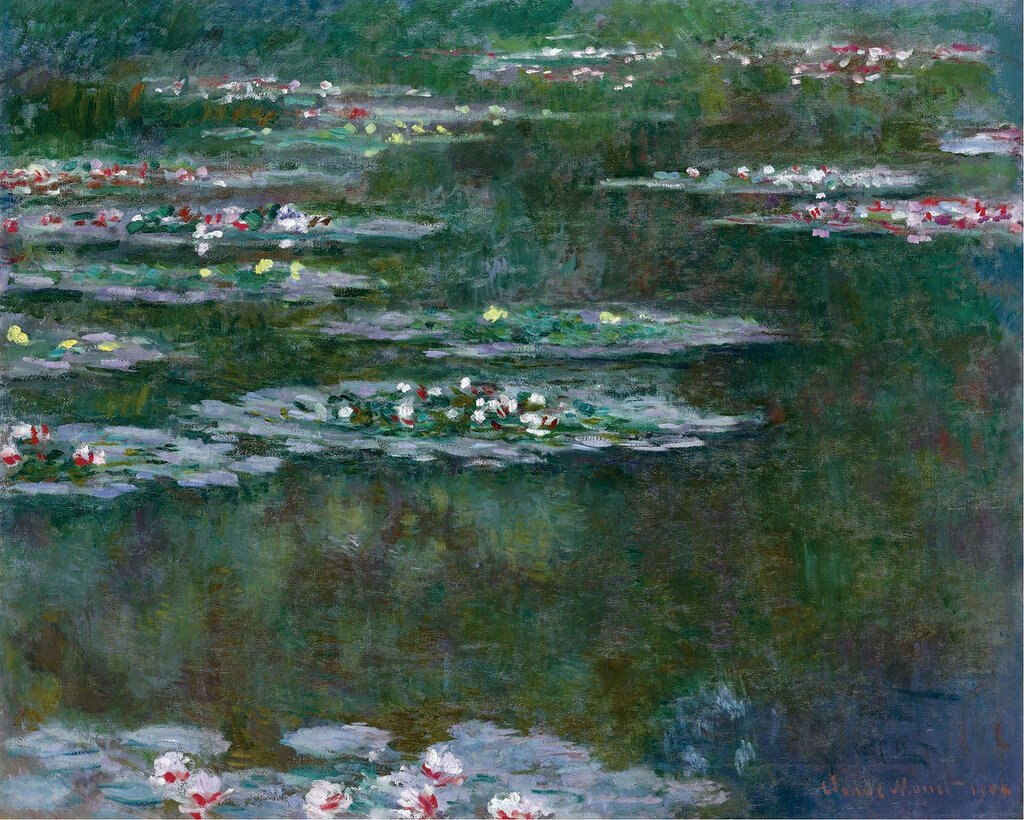 Claude Monet - The Waterlilies, 1904.jpeg