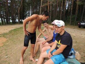 Районный турнир по пляжному волейболу в п. Дубровка. 10.08.2014 г.