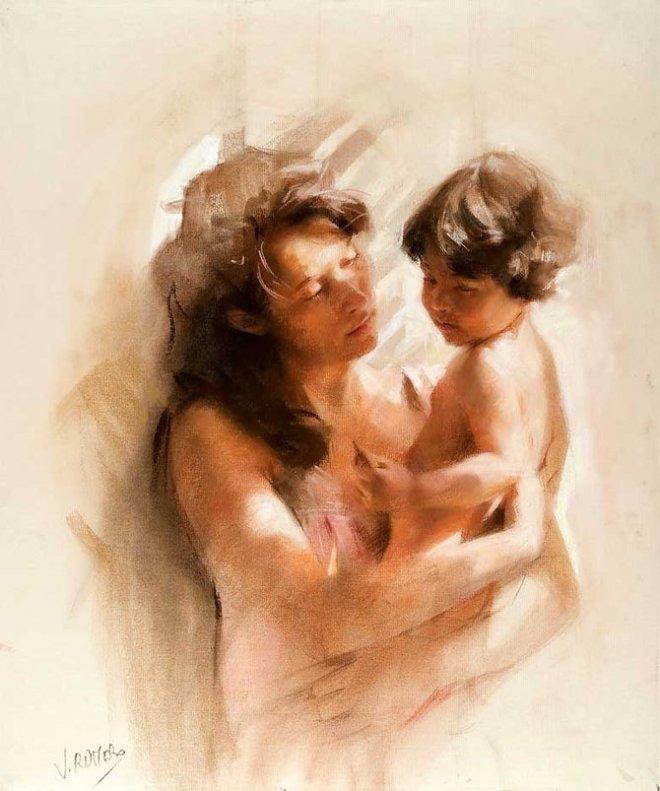 Висенте Ромеро Редондо: картины маслом 0 107fc0 2bd16da2 orig