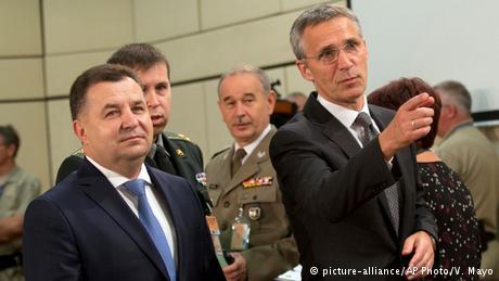 Тяжелые бои вгосударстве Украина могут возобновиться— Йенс Столтенберг