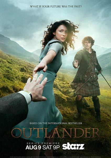 ����������� / Outlander - ����� 1, ����� 1-4 [2014, HDTVRip | HDTV 720p] (NewStudio)