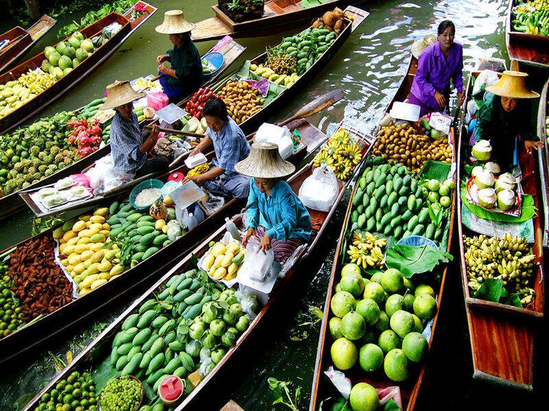 готовые блюда рынок