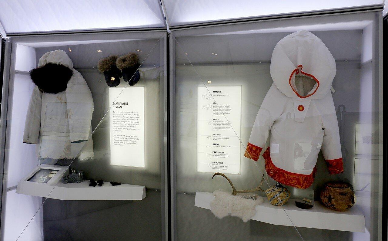 'Arctic is broken' exposition (El Ártico se rompe), Huesca