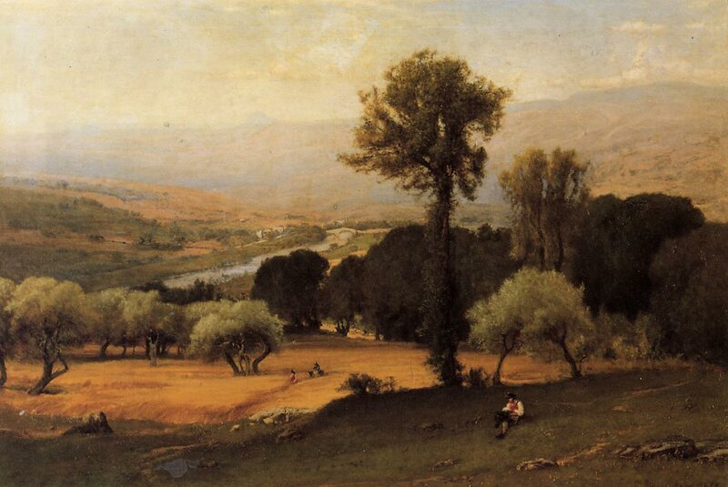 The Perugian Valley