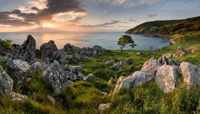 Побережье Драконьего Камня— храм Массенден, Северная Ирландия